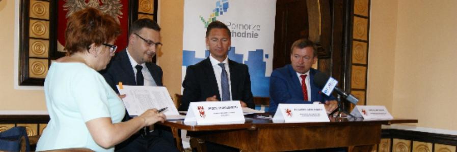 Kontrakt Samorządowy Lider Pojezierzy