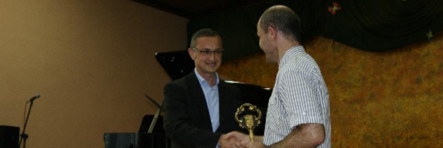 Rozpoczęcie XII Letniej Akademii Instrumentów Dętych Myślibórz 2017