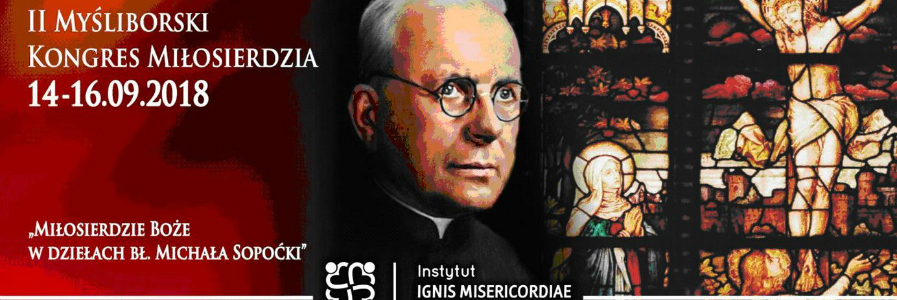 Zaproszenie na II Myśliborski Kongres Miłosierdzia
